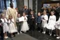Célébration des premières communions à Châtelineau : 1er mai 2016