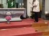 Messe d\'au revoir à l\'abbé Norbert Asimbo : 2 octobre 2016