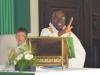 Messes d'aurevoir à l'Abbé Barnabé et de célébration de ses 25 ans de sacerdoce