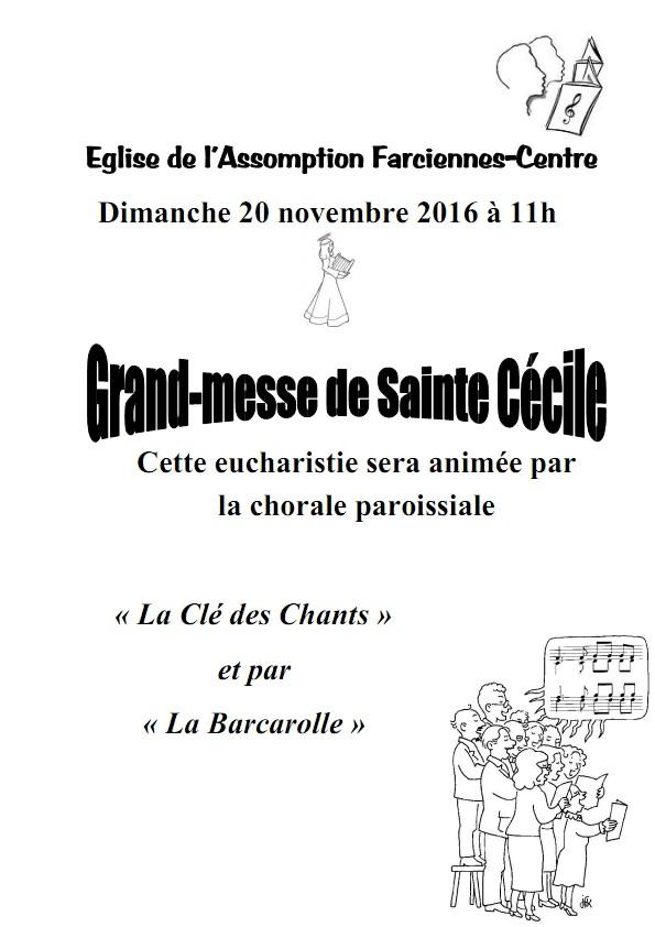 Affiche Ste Cécile 2016_001